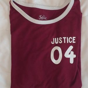 Justice 04 t-shirt